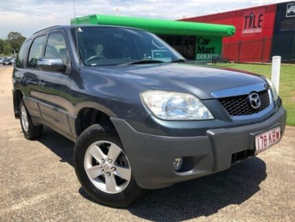 2006 Mazda Tribute MY06 Grey 4 Speed Automatic Wagon Slacks Creek Logan Area Preview