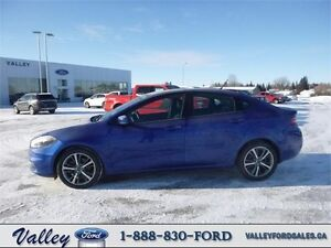 ON SALE NOW! LOW KMS, FUN TO DRIVE! 2013 Dodge Dart LIMITED/GT