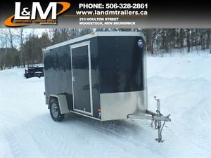 2011 ROAD FORCE 6X10' ENCLOSED CARGO TRAILER