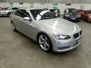 2007 BMW 335i E93 Steptronic Silver 6 Speed Sports Automatic Convertible Wangara Wanneroo Area Preview