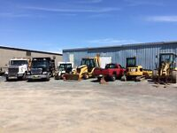 Graders & Heavy Equipment Rentals - For Hire
