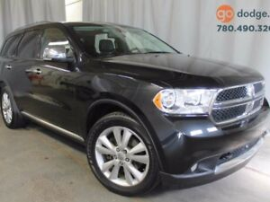 2013 Dodge Durango Crew Plus All Wheel Drive / SUNROOF / GARMIN