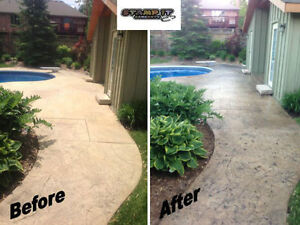 Concrete Sealing / Restoration And More! London Ontario image 7