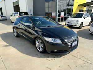 2012 Honda CRZ ZF MY12 Luxury Black 7 Speed Constant Variable Coupe Hybrid Welshpool Canning Area Preview