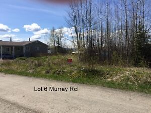 Residential building lots in Fort St James BC