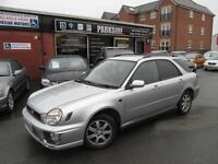 2001 (51) SUBARU IMPREZA 2.0 GX AWD 5DR Manual