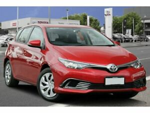 2015 Toyota Corolla ZRE182R Ascent S-CVT Wildfire 7 Speed Constant Variable Hatchback Adelaide CBD Adelaide City Preview