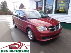 2016 Dodge Grand Caravan SXT W/ DVD for only $193 bi-weekly!