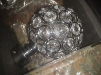 curtain pole kit from NEXT new in the box price was 60.00 never opened 25.00 please read the size
