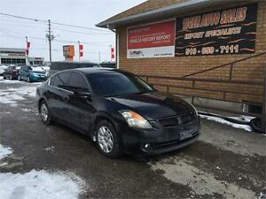 2009 Nissan Altima 2.5 S**AUTO** DUAL EXHAUST****ONLY 122 KMS
