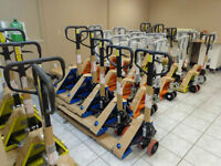 Brand New hand Pallet jack or Pump Truck at wholesale price