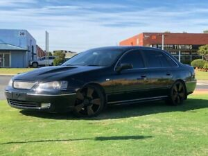 2004 Ford Fairlane BA G220 Sedan 4dr Spts Auto 4sp 5.4i ***ONLY 151,616 KMS *** Wangara Wanneroo Area Preview
