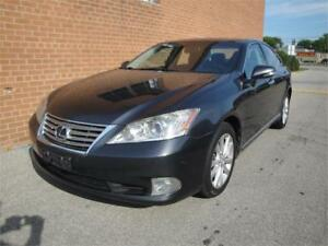 2011 Lexus ES 350 Navigation, Camera, certified