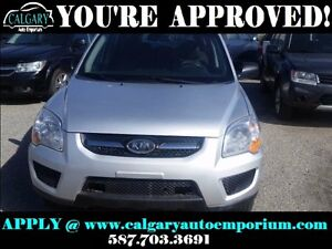 2009 Kia Sportage LX 4dr Front-wheel Drive***just REDUCED***