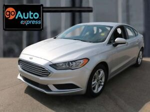 2018 Ford Fusion SE, 200A, POWER SEATS, KEYLESS ENTRY, REAR CAME