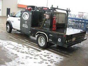 2013 Welding Rig for Sale