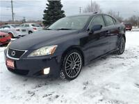 2006 Lexus IS 250|LEATHER|SUNROOF|PRICED TO SELL!!!