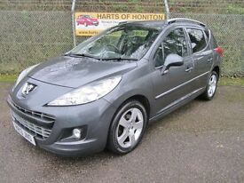Peugeot 207 1.6 VTi Allure 5dr Auto (grey) 2013