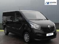 2016 Renault Trafic SL27dCi 115 Business+ Van Diesel black Manual
