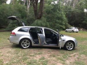 2010 Holden Commodore VE II Omega 6 Speed Automatic Sportswagon Minchinbury Blacktown Area Preview