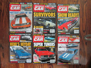 Muscle Car Review Magazine - 2006 - 14 - #8 ***REDUCED***