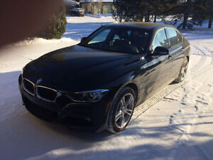 2015 BMW 3-Series 328i xDrive M Sport Sedan