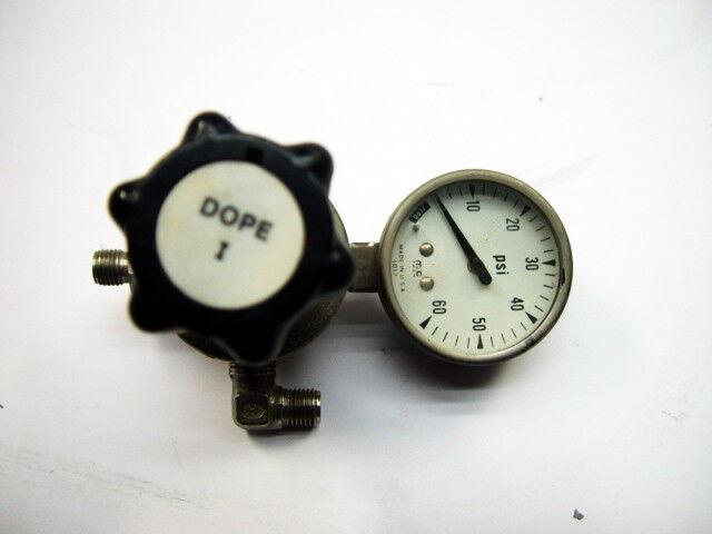 Veriflo Parker IR400SZ0054 Single Stage Regulator