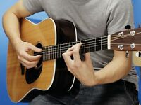 1st Guitar Lesson Free - Acoustic Guitar Provided