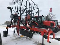 Kubota RA2584 Rotary Rake - Center Delivery Brandon Brandon Area Preview