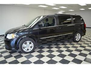 2015 Dodge Grand Caravan Crew CREW PLUS - WINTER TIRES INCL....