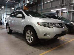 2009 Nissan Murano SL AWD! Leather Seats! Accident Free!