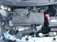Nissan Micra 1.2 Engine Breaking For Parts (2004)