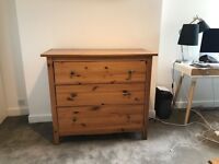 Chest of drawers - £15