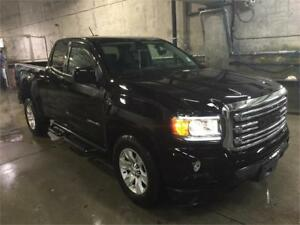 2016 GMC Canyon 2WD SLE (ONLY 36,000 KMS) BLACK