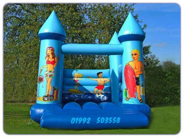 Bouncy Castle For Sale, Excellent Condition