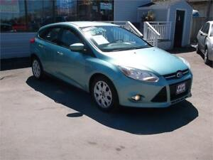 2012 FORD FOCUS SE WAGON * LOADED * CERTIFIED * CLEAN CAR PROOF