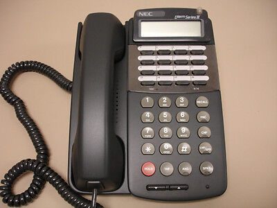 Refurbished Black Nec Etj 16dc-2 Phones Fifty Available