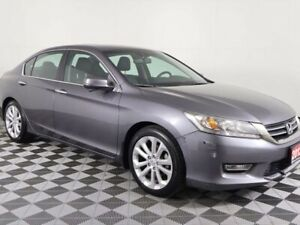 2013 Honda Accord Sedan TOURING w/NEW TIRES, HEATED LEATHER, NAV