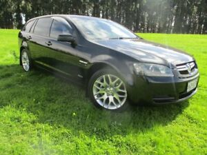 2010 Holden Commodore VE MY10 International Sportwagon Black 6 Speed Sports Automatic Wagon Gepps Cross Port Adelaide Area Preview