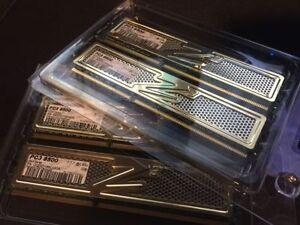 OCZ Gold Edition 8GB (4x2GB) DDR3-1066 Gaming Ram