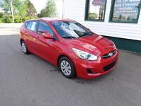 2015 Hyundai Accent GL Loaded for only $126 bi-weekly all in!