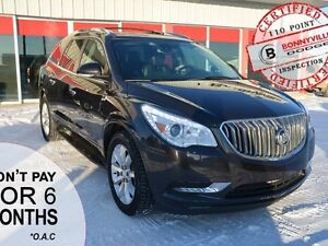 2015 Buick Enclave AWD, GREAT CONDITION, UNDER 34,000 KMS