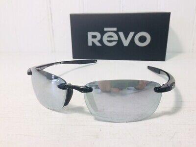 REVO RE4060 01 ST DESCEND E Black w/Stealth Mirror POLARIZED Lenses Suns (Polarized Sun Lenses)