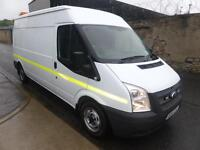 FORD TRANSIT 300 140BHP LWB MED-ROOF