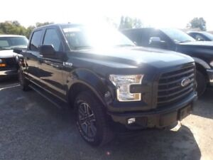 2017 Ford F-150 SPORT 4x4 LEATHER