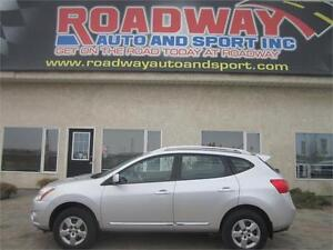 2013 Nissan Rogue S PST PAID