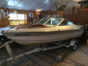 1990 Doral Colt 150 Bowrider, 70 Hp Mercury and trailer