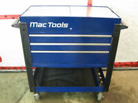 Mac Tools Deluxe 3-Drawer Utility Cart