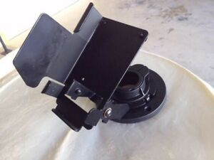 swivel stand credit card machine holders.