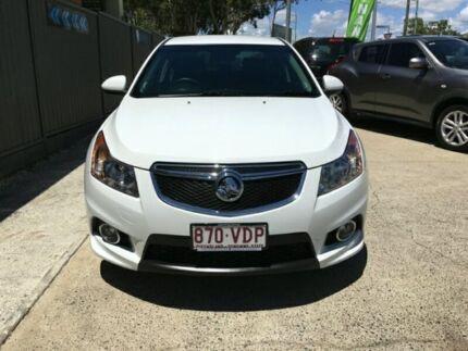 2014 Holden Cruze JH SERIES II MY SRi Z Series White Semi Auto Sedan Southport Gold Coast City Preview